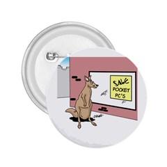 Kangaroo Shopping For Pocket PCs Regular Button (Round)