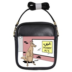 Kangaroo Shopping For Pocket PCs Kids  Sling Bag