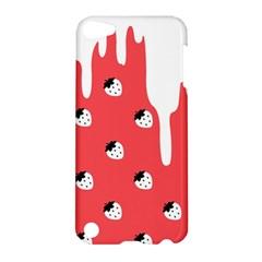 Melting White Chocolate (Rose) Apple iPod Touch 5 Hardshell Case