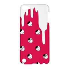 Melting White Chocolate (Pink) Apple iPod Touch 5 Hardshell Case
