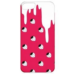 Melting White Chocolate (Pink) Apple iPhone 5 Classic Hardshell Case