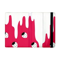 Melting White Chocolate (pink) Apple Ipad Mini Flip Case