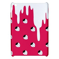 Melting White Chocolate (Pink) Apple iPad Mini Hardshell Case