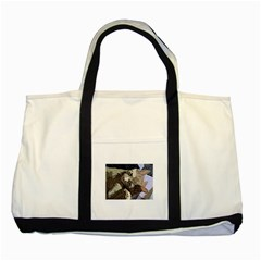 Cat Cartoonizer 2 Two Toned Tote Bag