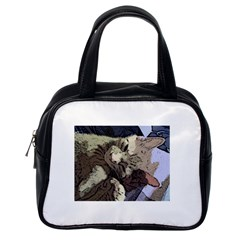 Cat Cartoonizer 2 Single-sided Satchel Handbag