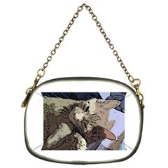 Cat Cartoonizer 2 Single-sided Evening Purse