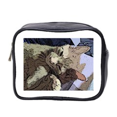 Cat Cartoonizer 2 Twin-sided Cosmetic Case