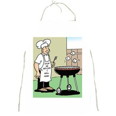 Stop Me Before I Grill Again Apron