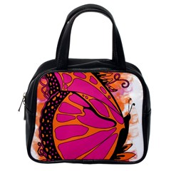 Pink Butter T Copy Single-sided Satchel Handbag