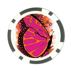 Pink Butter T Copy 10 Pack Poker Chip