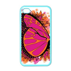 Pink Butter T Copy Apple iPhone 4 Case (Color)