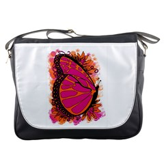 Pink Butter T Copy Messenger Bag