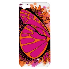 Pink Butter T Copy Apple iPhone 5 Hardshell Case