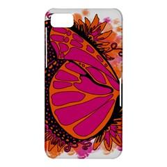 Pink Butter T Copy BlackBerry 10 Dev Alpha A (Z10) Hardshell Case