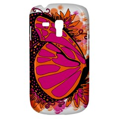 Pink Butter T Copy Samsung Galaxy S3 MINI I8190 Hardshell Case