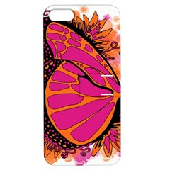 Pink Butter T Copy Apple Iphone 5 Hardshell Case With Stand