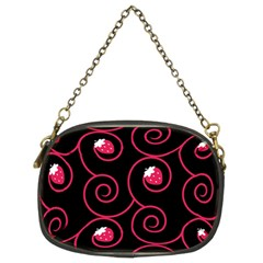 20130503 Oriental Black Twin Sided Evening Purse