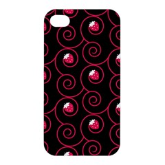 20130503 Oriental Black Apple iPhone 4/4S Hardshell Case