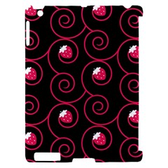 20130503 Oriental Black Apple iPad 2 Hardshell Case (Compatible with Smart Cover)