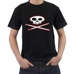 Dead Beat Black Mens'' T-shirt