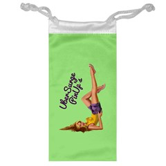 Pin Up Girl 4 Glasses Pouch