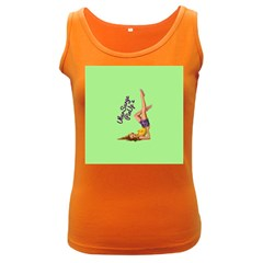 Pin Up Girl 4 Dark Colored Womens'' Tank Top