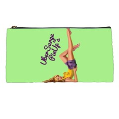 Pin Up Girl 4 Pencil Case