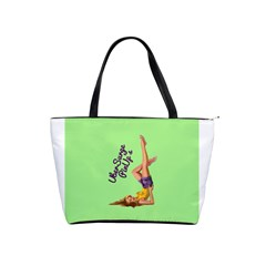 Pin Up Girl 4 Large Shoulder Bag