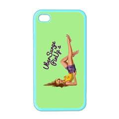 Pin Up Girl 4 Apple iPhone 4 Case (Color)