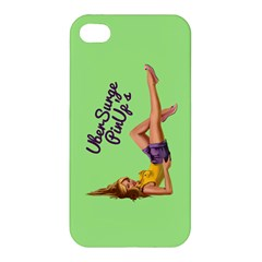 Pin Up Girl 4 Apple Iphone 4/4s Hardshell Case