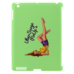 Pin Up Girl 4 Apple Ipad 3/4 Hardshell Case (compatible With Smart Cover)