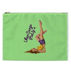 Pin Up Girl 4 Cosmetic Bag (xxl)