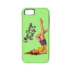 Pin Up Girl 4 Apple iPhone 5 Classic Hardshell Case (PC+Silicone)