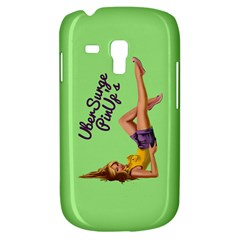 Pin Up Girl 4 Samsung Galaxy S3 MINI I8190 Hardshell Case