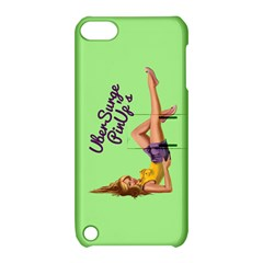 Pin Up Girl 4 Apple iPod Touch 5 Hardshell Case with Stand