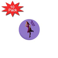Pin Up 3 10 Pack Mini Button (Round)