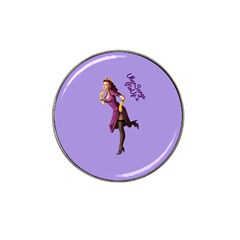 Pin Up 3 Golf Ball Marker (for Hat Clip)