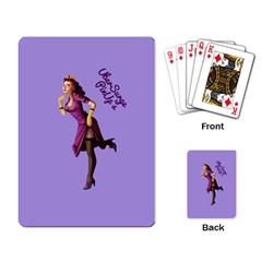 Pin Up 3 Standard Playing Cards