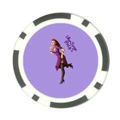 Pin Up 3 Poker Chip