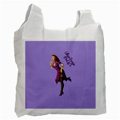 Pin Up 3 Single-sided Reusable Shopping Bag