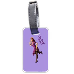 Pin Up 3 Twin Sided Luggage Tag