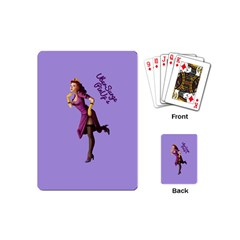 Pin Up 3 Playing Cards (Mini)