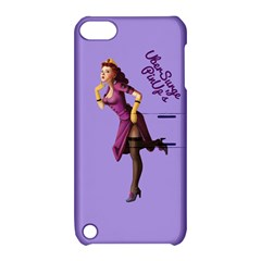 Pin Up 3 Apple Ipod Touch 5 Hardshell Case With Stand