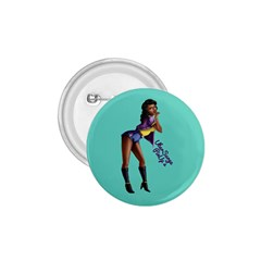 Pin Up 2 Small Button (Round)