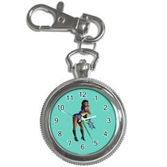 Pin Up 2 Key Chain & Watch