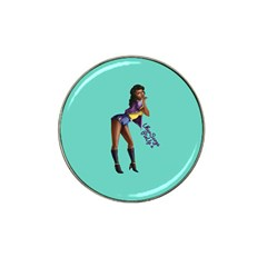 Pin Up 2 4 Pack Golf Ball Marker (for Hat Clip)