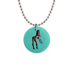 Pin Up 2 Mini Button Necklace