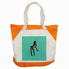 Pin Up 2 Snap Tote Bag