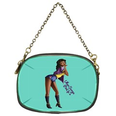 Pin Up 2 Single-sided Evening Purse
