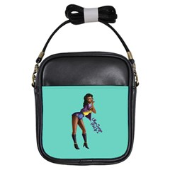 Pin Up 2 Kids  Sling Bag